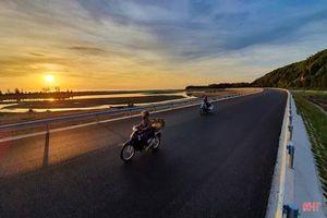 Khám phá cung đường ven biển tuyệt đẹp ở Hà Tĩnh