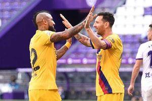 Messi thiết lập kỷ lục 'vô tiền khoáng hậu' ở La Liga