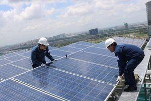 Năng lượng điện mặt trời áp mái: Phát triển chưa tương xứng với tiềm năng