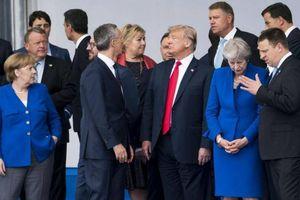 Trump nói không muốn đưa Mỹ rời khỏi NATO nhưng liên minh phải thêm tiền