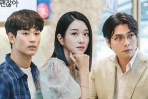 'Điên thì có sao' tập 8: Choi Daniel sẽ phá hoại chuyện tình của Kim Soo Hyun - Seo Ye Ji?