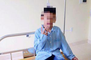 Hà Giang: Bé trai 8 tuổi bị hôn mê vì uống quá nhiều bia trong tủ lạnh