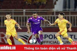 Hàng thủ mắc sai sót, Thanh Hóa thua đậm chủ nhà Sài Gòn FC