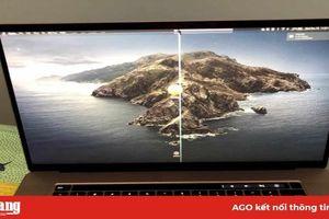 Apple muốn người dùng gỡ bỏ miếng che webcam trên MacBook