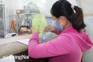 Hỗ trợ một phần chi phí khám, chữa bệnh cho bệnh nhân có hoàn cảnh khó khăn