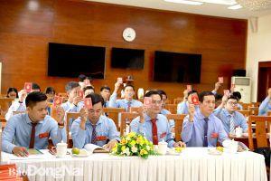 Chi bộ Ban Tổ chức Tỉnh ủy: Tham mưu thực hiện tốt công tác tổ chức xây dựng Đảng