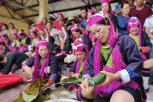 Rực rỡ Ngày hội văn hóa Dao