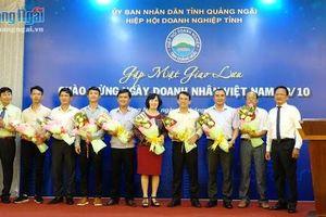 Trao 45 giải thưởng nhân Ngày Doanh nhân Việt Nam