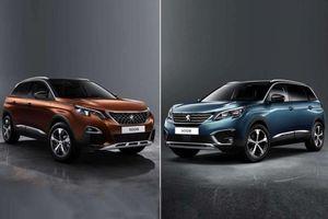 Xe Peugeot giảm giá 160 triệu đồng