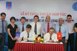 Thỏa thuận mới giúp đưa kết quả nghiên cứu công nghệ về dầu khí thành sản phẩm thương mại