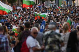 Hàng nghìn người biểu tình phản đối tình trạng tham nhũng tại Bulgaria