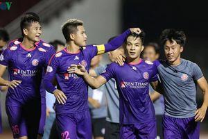 Gieo sầu cho người cũ, Sài Gòn FC đòi lại ngôi đầu V-League 2020