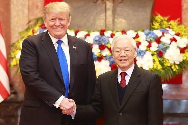 Nhiều nghị sĩ Mỹ chúc mừng 25 năm quan hệ Việt - Mỹ