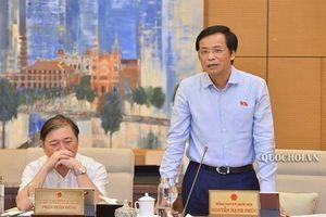 Tổng Thư ký Quốc hội: 'Dân mình lao động ở nước ngoài rất khổ'