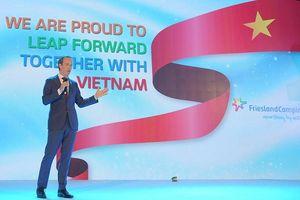 Sữa Cô Gái Hà Lan: 25 năm vì một Việt Nam vươn cao vượt trội