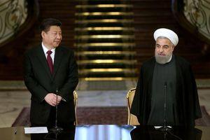 Báo Mỹ: Iran-Trung Quốc âm thầm 'bắt tay' đối phó Washington