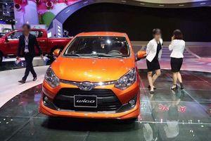 Doanh số xe phân khúc đô thị: Toyota Wigo bất ngờ chạm đáy