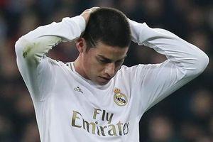 Liên tiếp bị gạch tên, Rodriguez có thể rời Real trong mùa hè