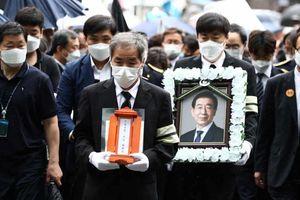 Bùng nổ tranh cãi quanh đám tang 5 ngày của thị trưởng Seoul