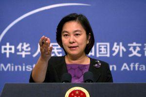 Trung Quốc trừng phạt đáp trả các nghị sĩ Mỹ