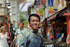 Sinh viên Việt Nam ở Singapore: Đại dịch làm mình thêm trưởng thành