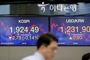 Nhà đầu tư phớt lờ dịch Covid-19 nóng trở lại, chứng khoán châu Á tăng chạm đỉnh 5 tháng