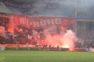 Ngăn ngừa pháo sáng, hơn 500 nhân viên an ninh được huy động ở trận Hà Nội FC gặp Hải Phòng