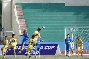 20 đội bóng đá thiếu niên, nhi đồng tranh tài tại Phú Thọ