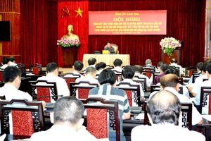 Lào Cai tổng kết thực hiện Chỉ thị 35 của Bộ Chính trị