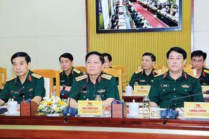 Thông qua công tác tổ chức Đại hội đại biểu Đảng bộ Quân khu 7 lần thứ X