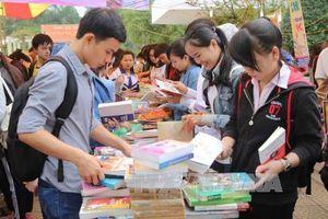 Trao giải hội thi 'Đại sứ Văn hóa đọc' năm 2020