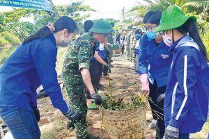 Tuổi trẻ TPHCM ra quân Chiến dịch tình nguyện hè năm 2020
