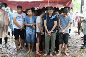 Tây Ninh: Tội phạm hình sự có dấu hiệu gia tăng