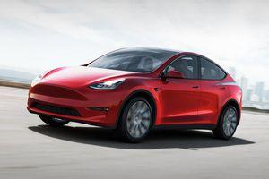 Tesla Model Y giảm giá mạnh tại Mỹ