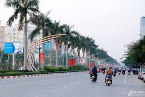 TP Vinh: Hơn 79.000 tỷ đồng xây dựng kết cấu hạ tầng
