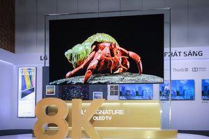 Tivi 8K: Cuộc đua công nghệ và đẳng cấp