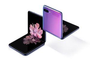 Galaxy Z Flip là thiết bị màn hình gập bán chạy nhất trong nửa đầu năm nay