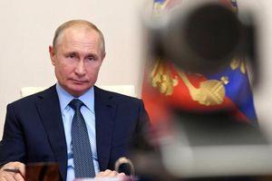 Tổng thống Putin hối thúc tổ chức hội nghị thượng đỉnh bộ ngũ hạt nhân