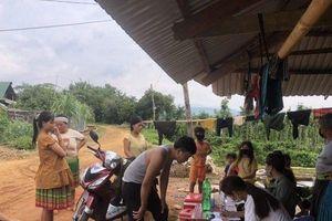 Đắk Lắk: Báo động đỏ bệnh bạch hầu, cách ly 1200 người dân