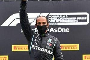 Lewis Hamilton có thắng lợi đầu tiên tại mùa giải F1 2020