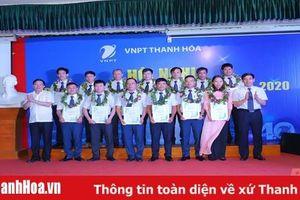 VNPT Thanh Hóa tổ chức Hội nghị điển hình tiên tiến giai đoạn 2015-2020
