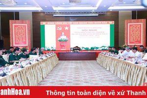 Thường vụ Quân ủy Trung ương: Thông qua công tác chuẩn bị Đại hội Đại biểu Đảng bộ Quân khu 4 lần thứ XI