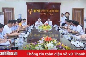 Công bố quyết định bổ nhiệm Phó Giám đốc Đài Phát thanh và truyền hình Thanh Hóa