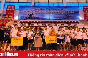 Thanh Hóa đứng thứ 3 tại giải vô địch trẻ Pencak Silat trẻ toàn quốc 2020