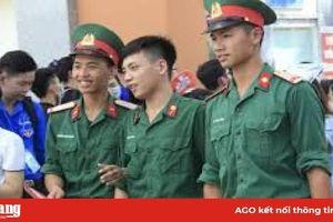 An Giang: 265 thí sinh đủ điều kiện dự thi xét tuyển vào các học viện, nhà trường Quân đội