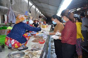 Phát hiện thịt xay ở chợ Vũng Tàu dương tính hàn the