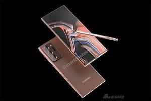 Bất ngờ chipset trên biến thể toàn cầu của Galaxy Note 20