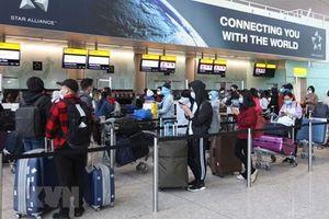 Đưa hơn 340 công dân Việt Nam từ Vương quốc Anh hồi hương