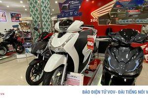 Thị trường xe máy sụt giảm nặng nề trong quý 2/2020
