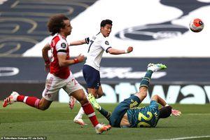 Kết quả Ngoại Hạng Anh: Thua ngược Tottenham, Arsenal khó dự cúp châu Âu